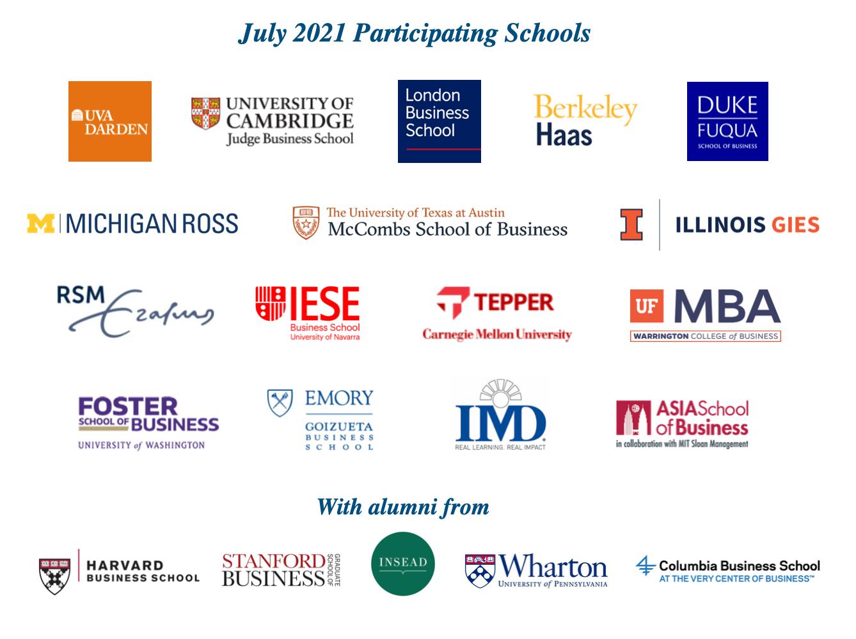 EV- CC MBA July SChools 7.22