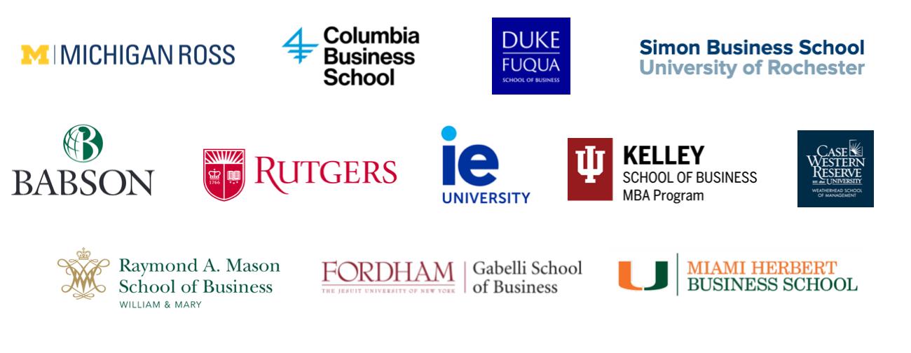 EV-STEM MBA Schools 11.2