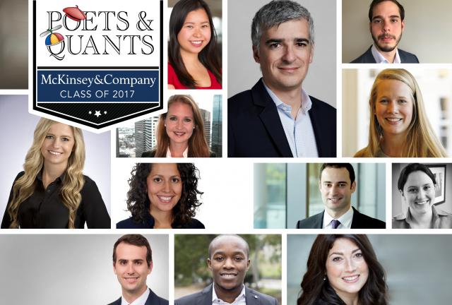 Meet McKinsey's MBA Class Of 2017